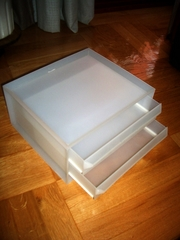 meipi spermola plastic drawers