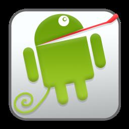 Chameleon Color Picker android app